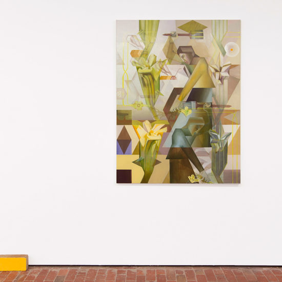 Madeleine Kelly Install shot exhibition Forms of Agency